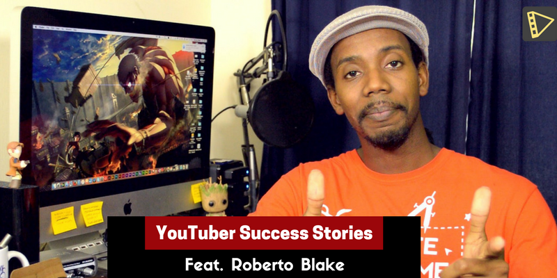 Welcome to Part II of our Interview with Roberto Blake!