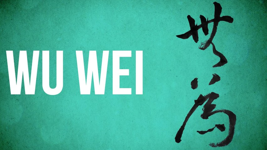 "Wu wei, a concept in Taoism, is the cultivation of a mental state in which our actions are quite effortlessly in alignment with the flow of life and Sherry definitely seems to be a follower of it! ""Do I look like a person with a plan?"""