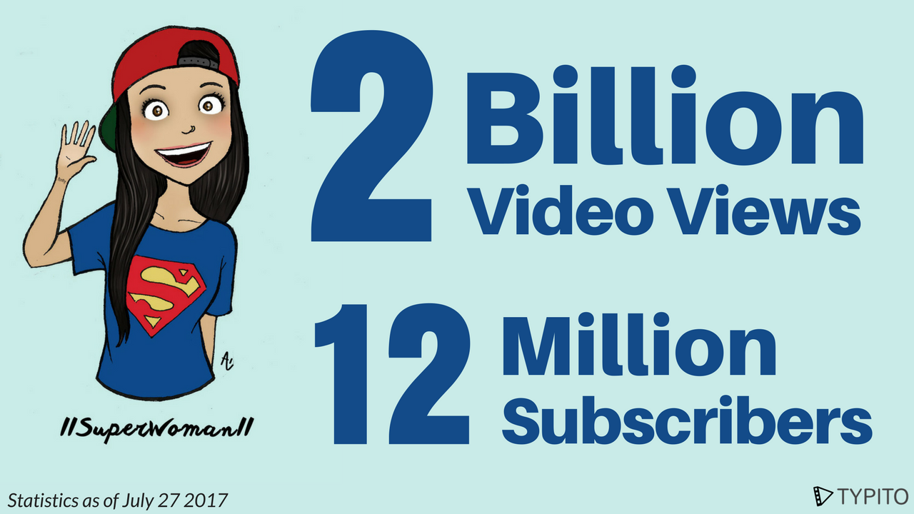 Lilly Singh is one of the most influential YouTube creators today