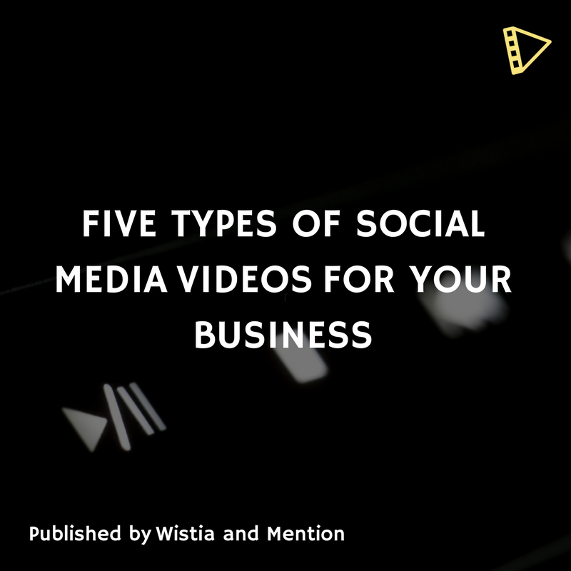 Five Types of Social Media Videos for your Business - Typito
