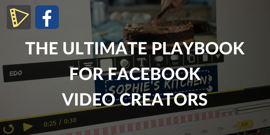 Facebook Creators - Playbook