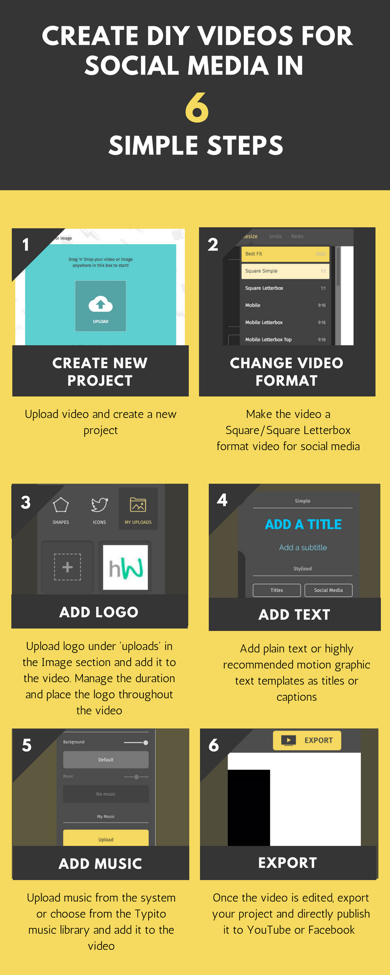 DIY 6 steps Infographic (1)