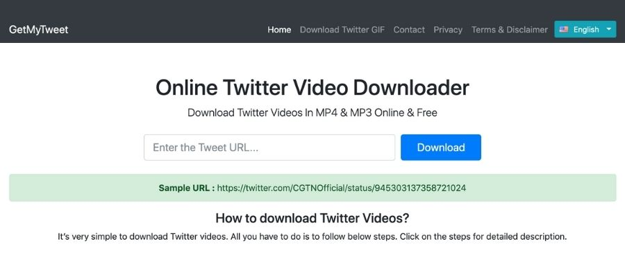 best rated twitter video downloaders