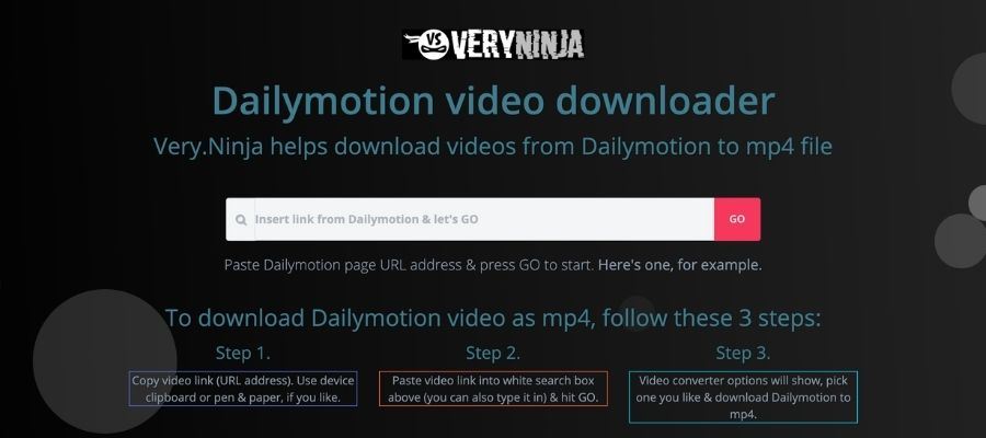 how to convert Dailymotion videos to mp4