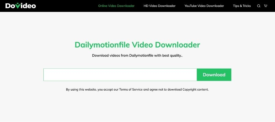 best Dailymotion to mp4 converter