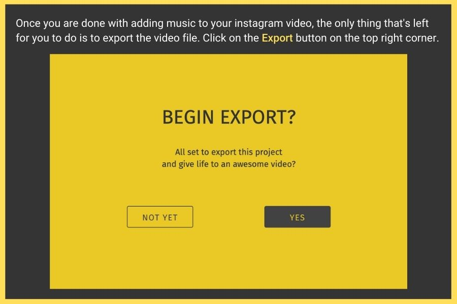 how to add music to Instagram post online free