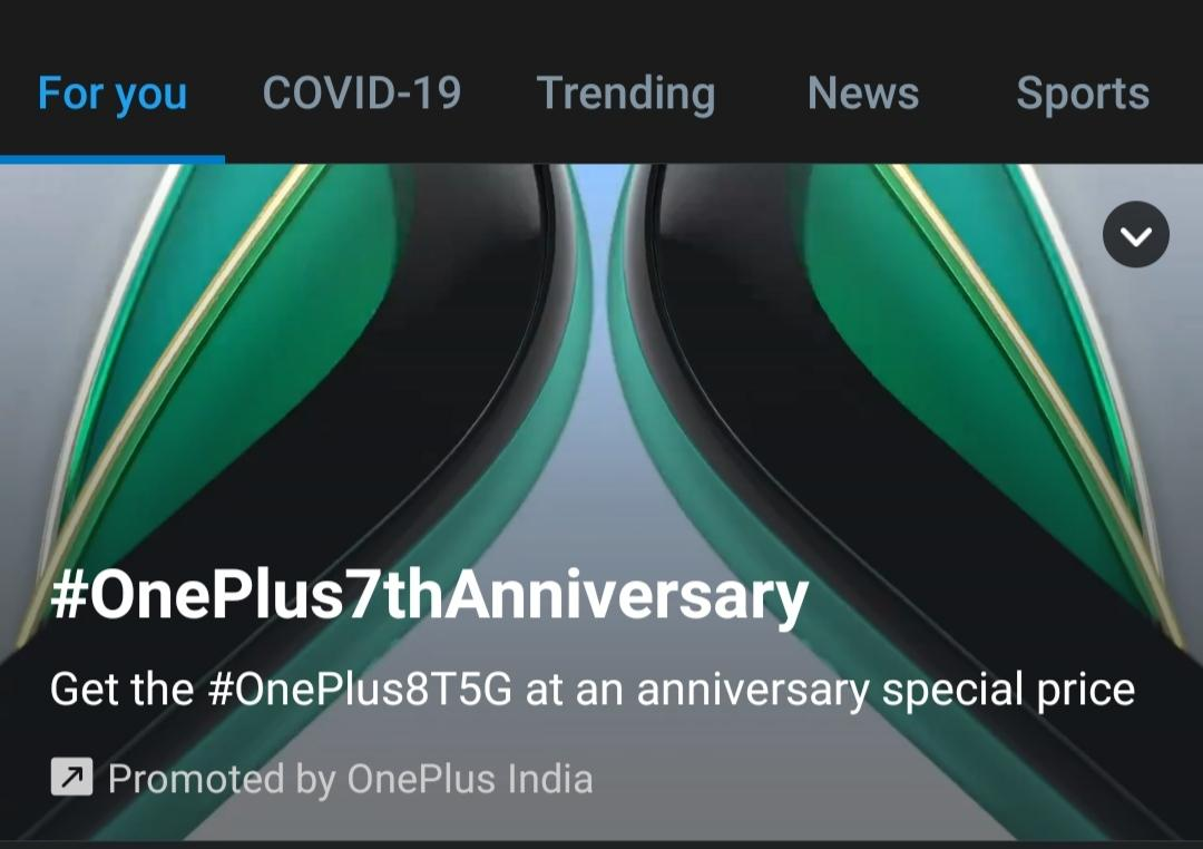 Twitter Video Requirements: First View Ad by OnePlus